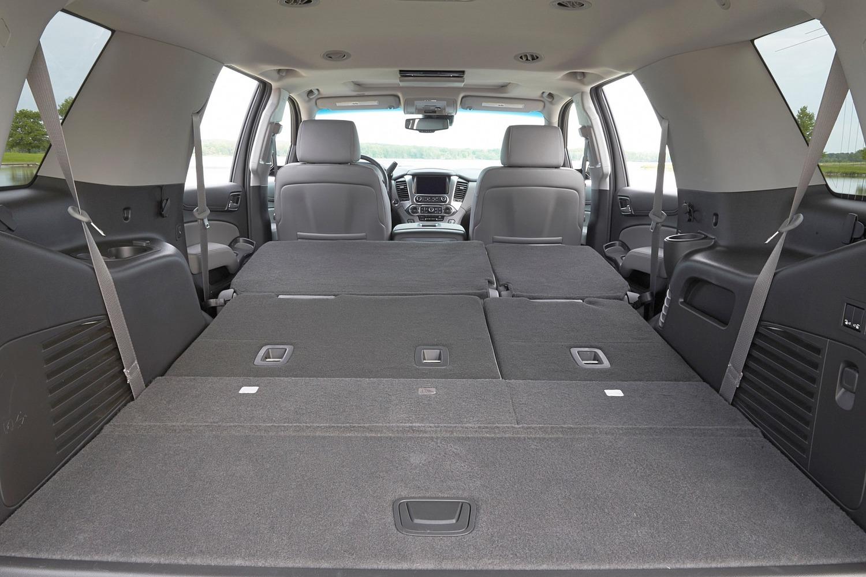 2016 Chevrolet Tahoe LT 4dr SUV Interior