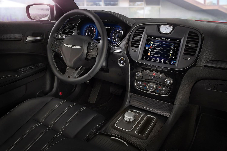 Chrysler 300 S Sedan Dashboard Shown (2016 model year shown)