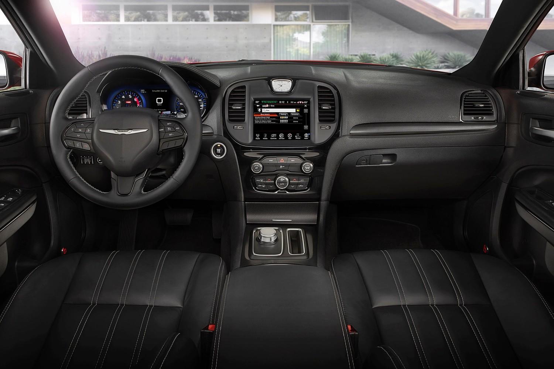 Chrysler 300 S Sedan Dashboard (2016 model year shown)