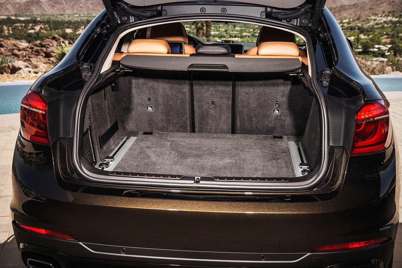 2016 BMW X6 xDrive50i 4dr SUV Cargo Area