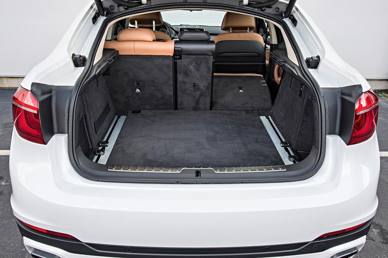 2016 BMW X6 xDrive50i 4dr SUV Interior