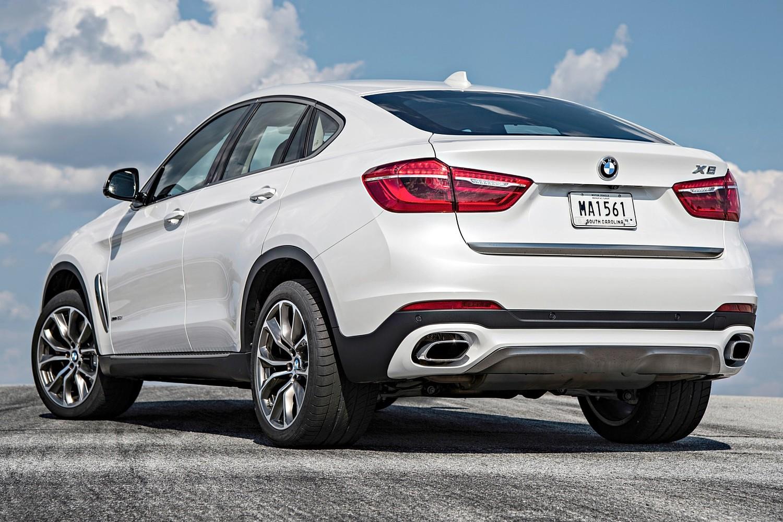 2016 BMW X6 xDrive50i 4dr SUV Exterior Shown