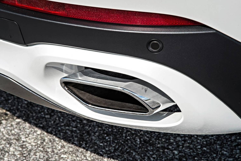 2016 BMW X6 xDrive50i 4dr SUV Exterior Detail