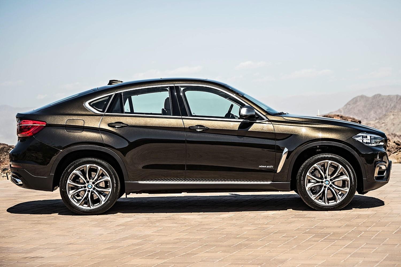 2016 BMW X6 xDrive50i 4dr SUV Exterior