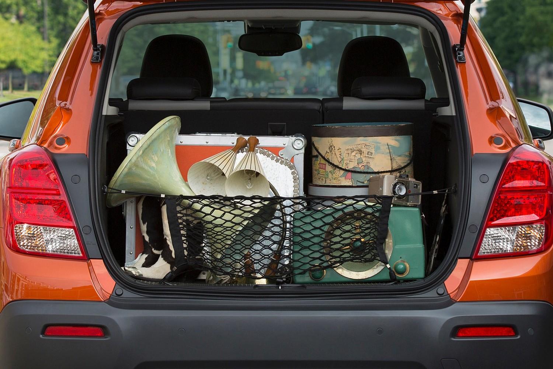 2016 Chevrolet Trax LTZ 4dr SUV Cargo Area