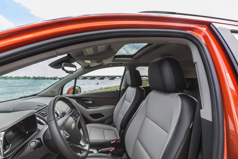 2016 Chevrolet Trax LTZ 4dr SUV Interior