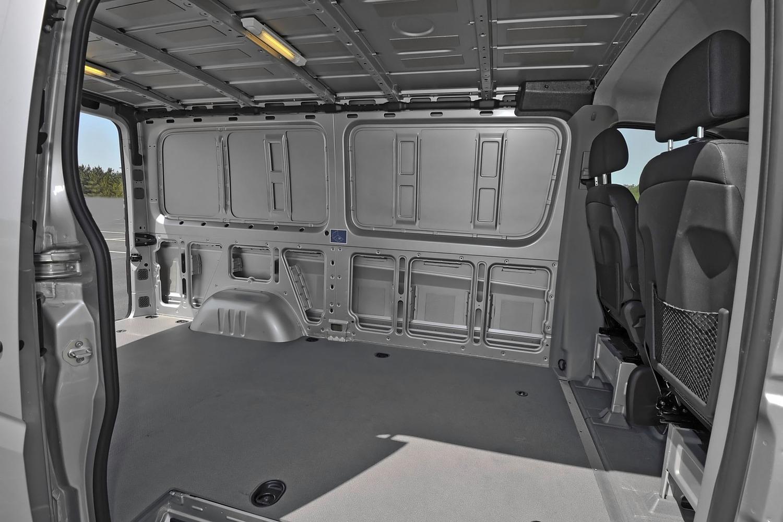 2016 Mercedes-Benz Sprinter 2500 144 WB Cargo Cargo Van Cargo Area