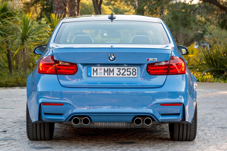 2016 BMW M3 Sedan Exterior