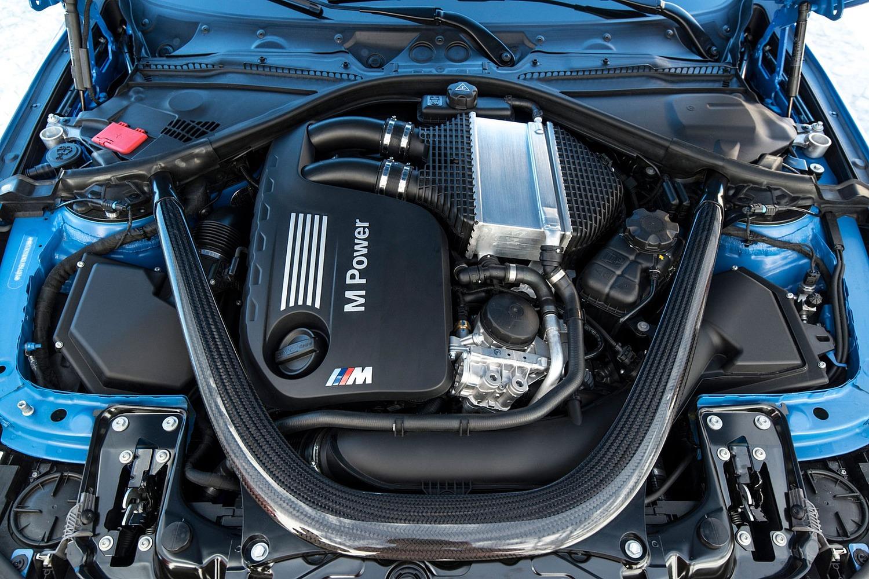 2016 BMW M3 Sedan 3.0L V6 Turbo Engine
