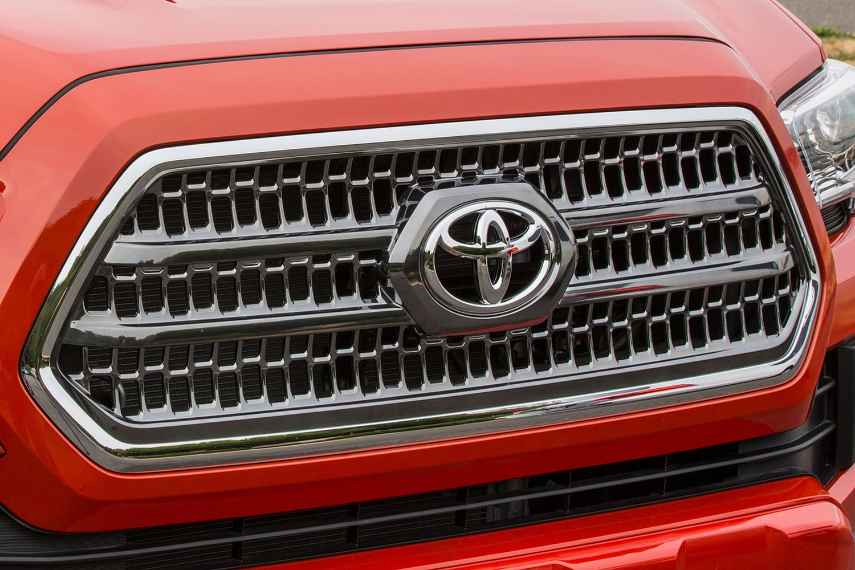 2016 Toyota Tacoma TRD Sport Crew Cab Pickup Front Badge