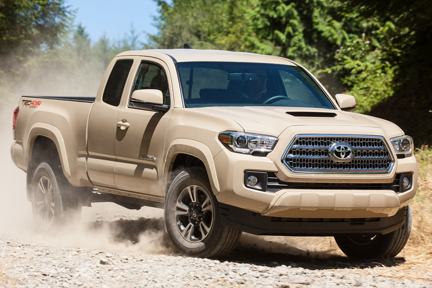 2016 Toyota Tacoma TRD Off Road Extended Cab Pickup Exterior
