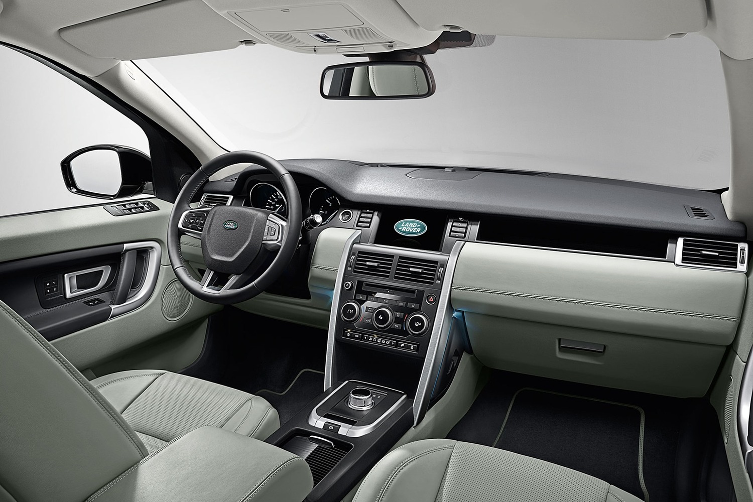 2016 Land Rover Discovery Sport HSE LUX 4dr SUV Interior