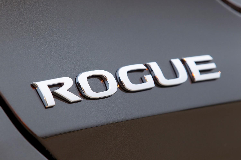 2016 Nissan Rogue SV 4dr SUV Rear Badge