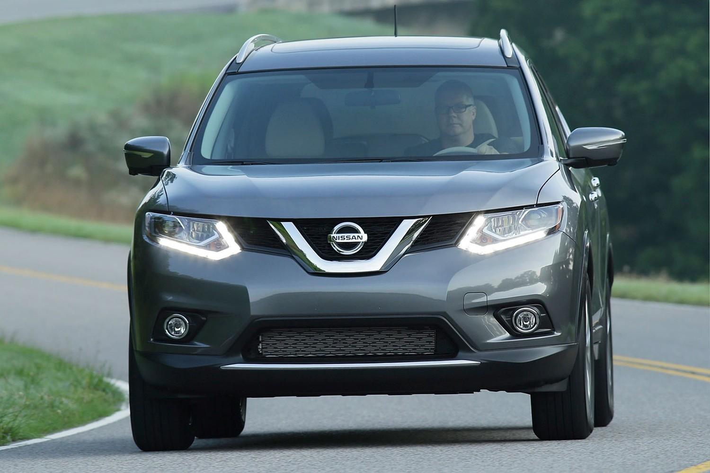 2016 Nissan Rogue SL 4dr SUV Exterior