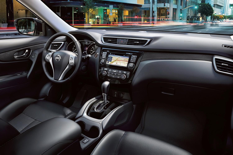 2016 Nissan Rogue SL AWD 4dr SUV Dashboard Shown