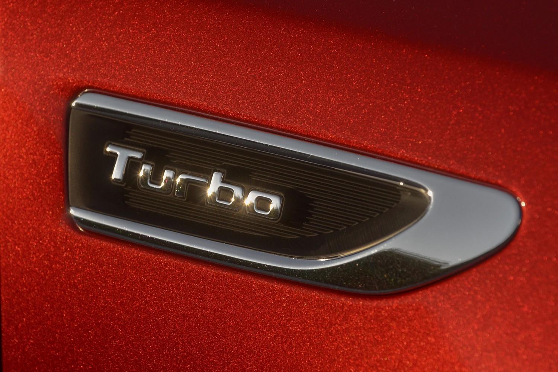 2016 Kia Optima SX Turbo Sedan Fender Badge