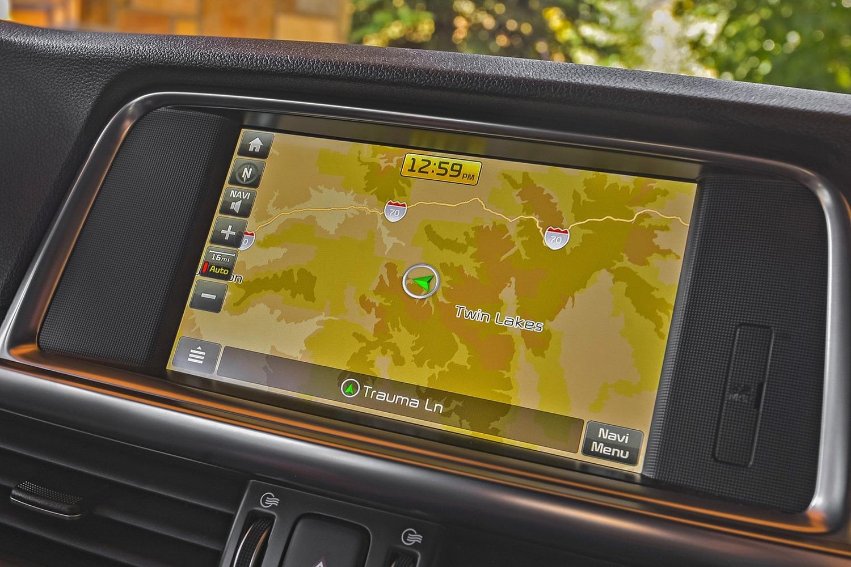2016 Kia Optima SXL Turbo Sedan Navigation System