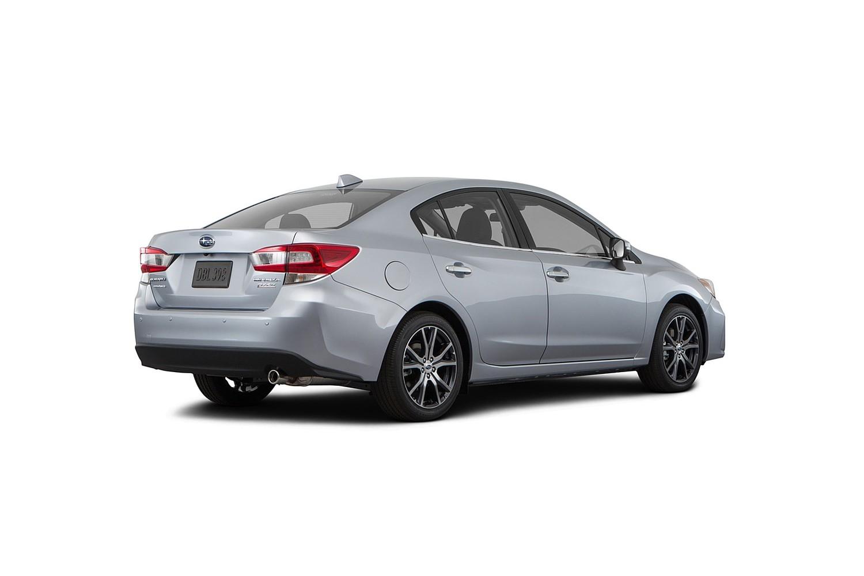 Subaru Impreza 2.0i Limited Sedan Exterior Shown (2017 model year shown)