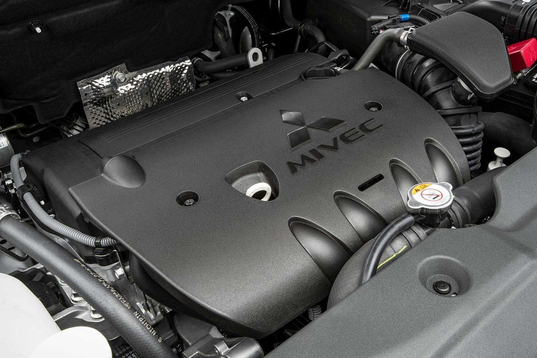 2016 Mitsubishi Outlander Sport 2.4 SEL 4dr SUV 2.4L I4 Engine