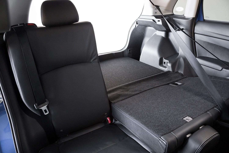 2016 Mitsubishi Outlander Sport 2.4 GT 4dr SUV Interior