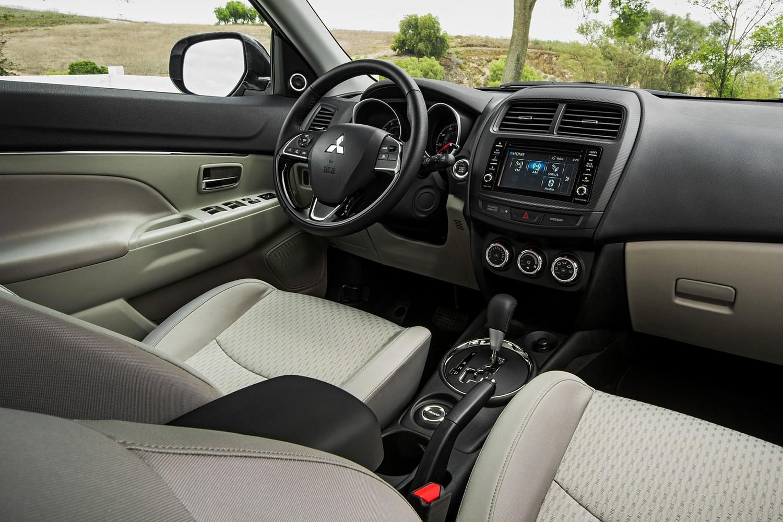 2016 Mitsubishi Outlander Sport 2.4 SE 4dr SUV Interior Shown