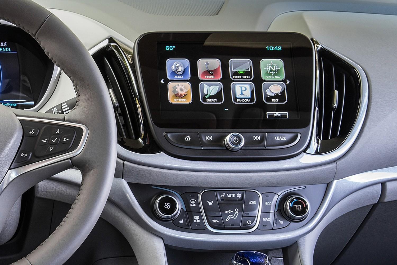 2017 Chevrolet Volt LT 4dr Hatchback Center Console