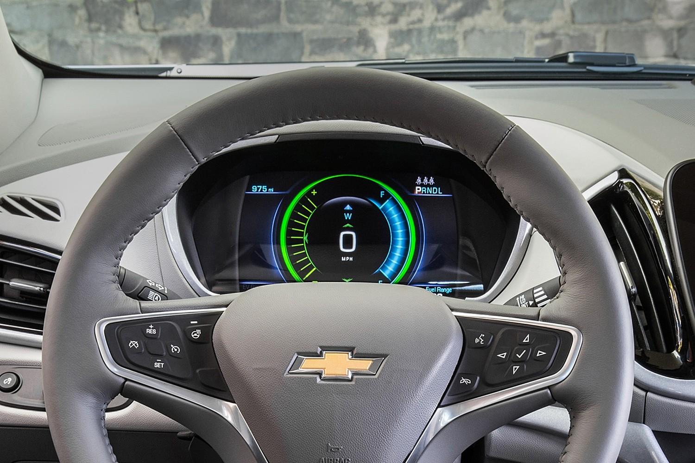 2017 Chevrolet Volt LT 4dr Hatchback Gauge Cluster