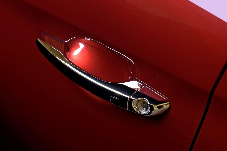 2017 Hyundai Elantra Limited Sedan Exterior Detail