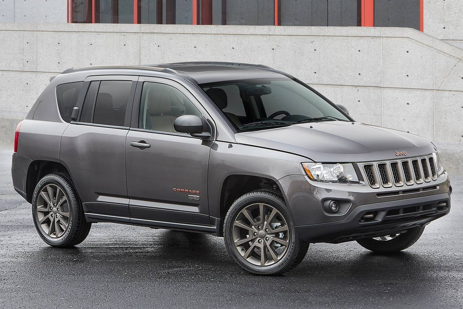 2016 Jeep Compass 75th Anniversary 4dr SUV Exterior