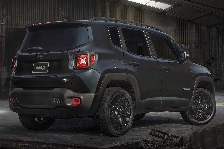 2016 Jeep Renegade Justice Edition 4dr SUV Exterior