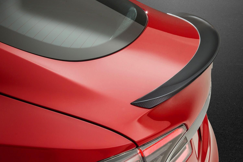 2016 Tesla Model S P90D Sedan Exterior Detail