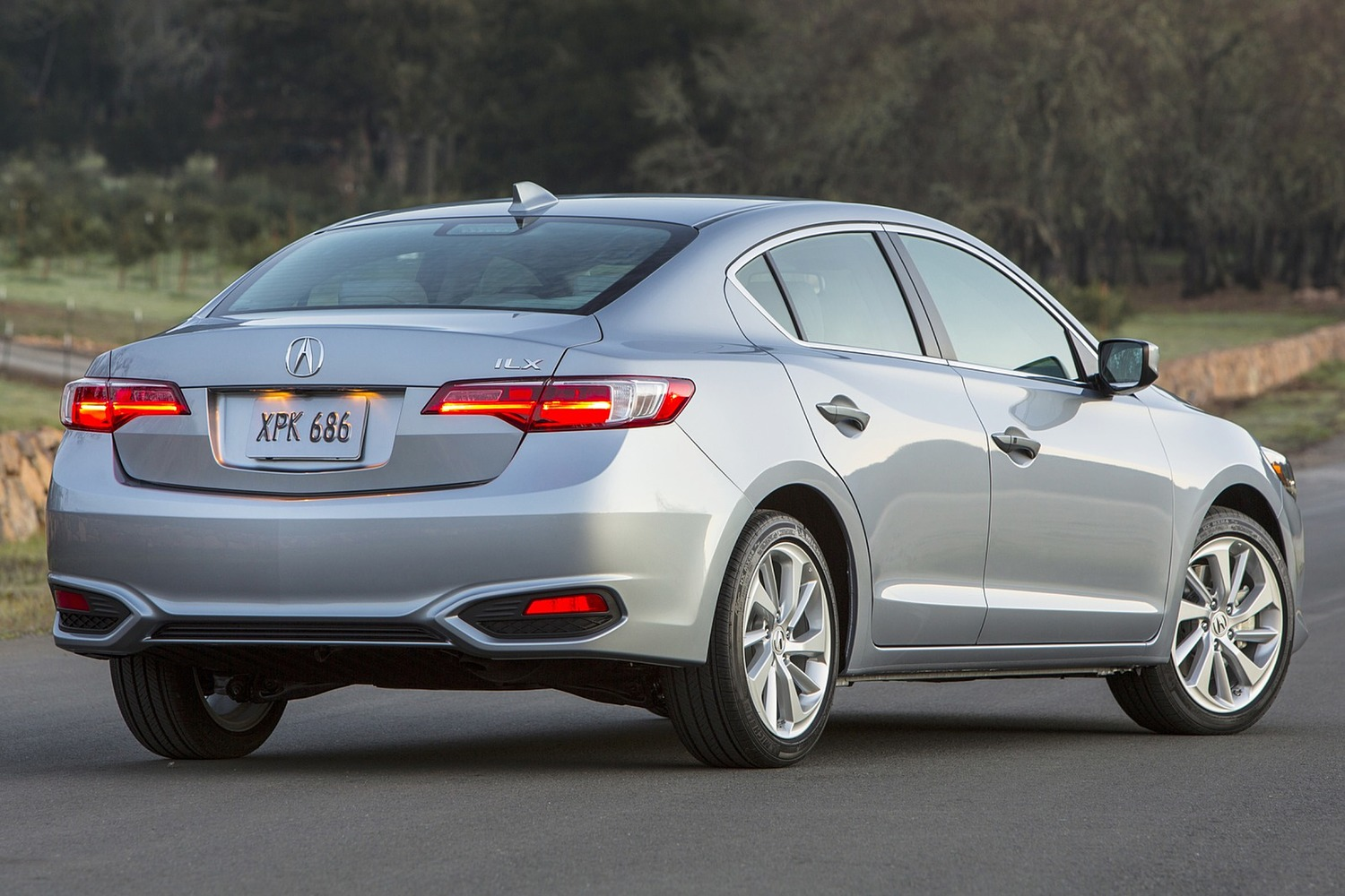 2017 Acura ILX Technology Plus Package Sedan Exterior Shown