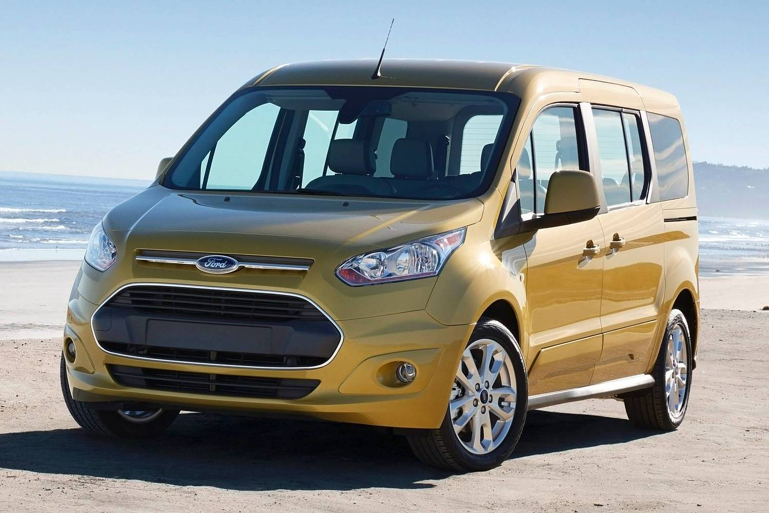 2017 ford transit connect wagon titanium lwb passenger minivan exterior shown