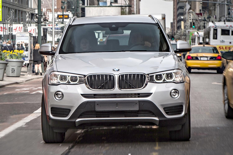 2017 BMW X3 xDrive28d 4dr SUV Exterior