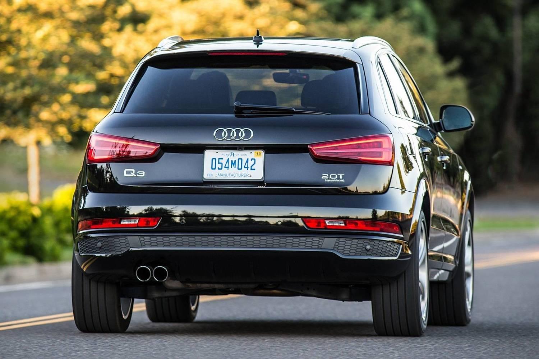 2017 Audi Q3 Prestige quattro 4dr SUV Exterior Shown