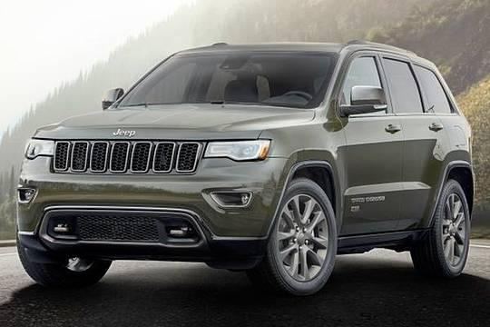 2017 Jeep Grand Cherokee Diesel