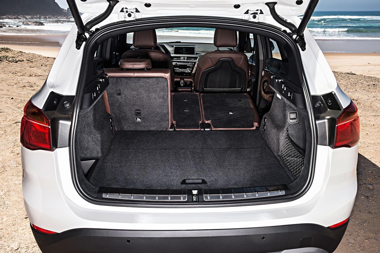 2017 BMW X1 xDrive28i 4dr SUV Cargo Area