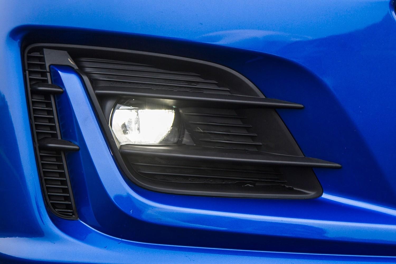 Subaru BRZ Limited Coupe Fog Light (2017 model year shown)