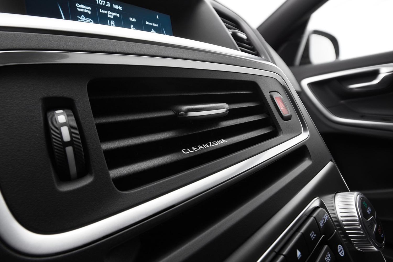 Volvo S60 T5 Dynamic Sedan Interior Detail (2017 model year shown)