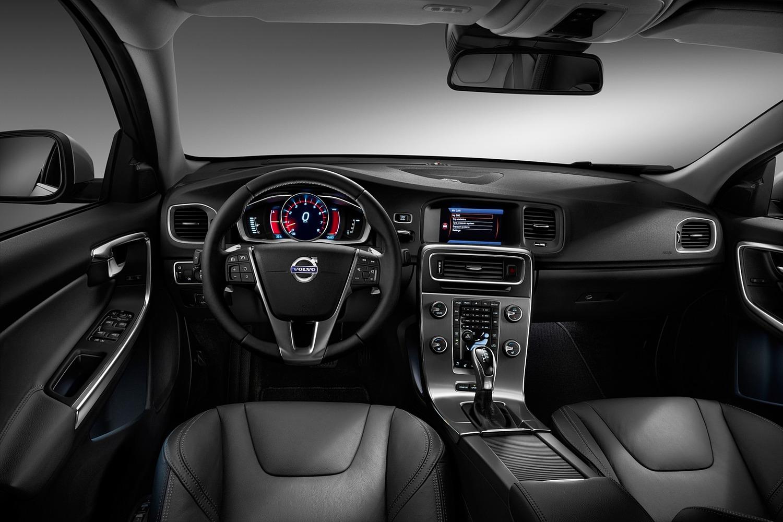 Volvo S60 T5 Dynamic Sedan Dashboard Shown (2017 model year shown)