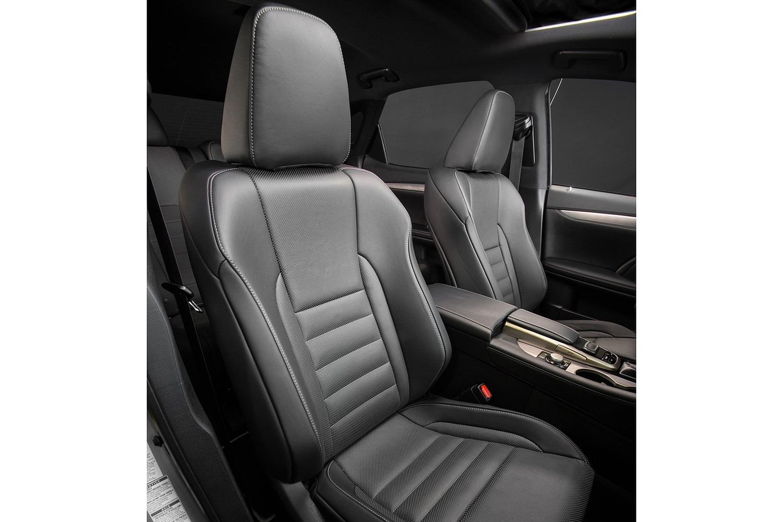 Lexus RX 450h F SPORT 4dr SUV Interior (2017 model year shown)