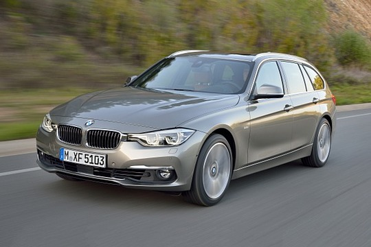 2017 BMW 3 Series Wagon