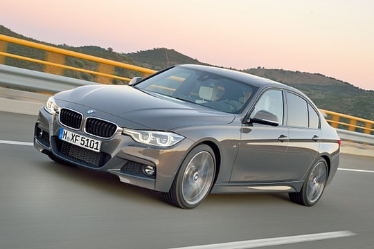 2018 BMW 3 Series Sedan Diesel