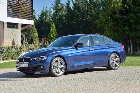 2017 BMW 3 Series Sedan Diesel