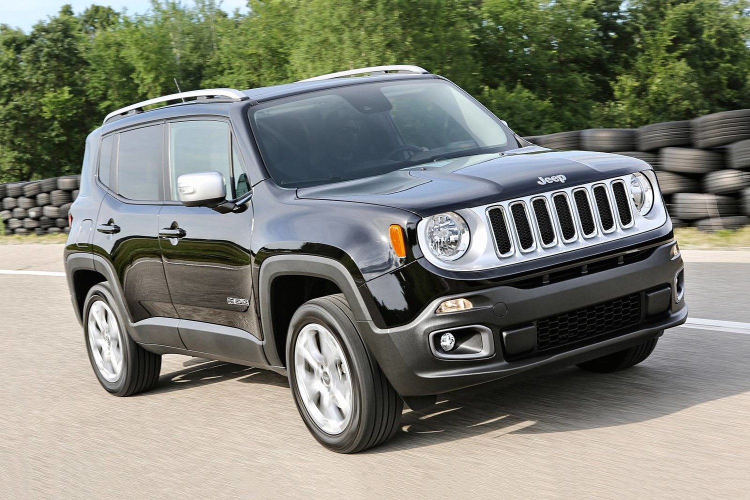 2017 Jeep Renegade Limited 4dr SUV Exterior