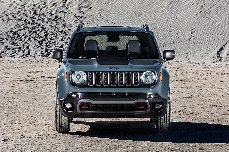 2017 Jeep Renegade Trailhawk 4dr SUV Exterior