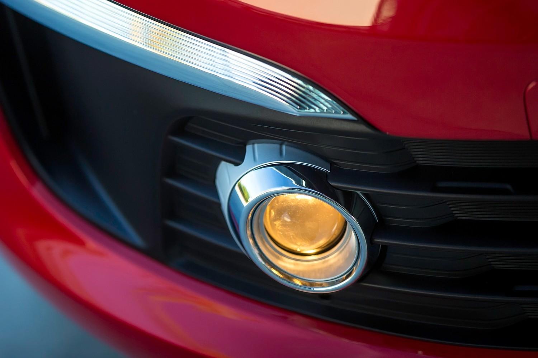 2017 Kia Rio EX Sedan Fog Light Detail