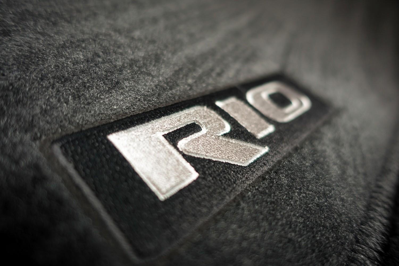 2017 Kia Rio EX Sedan Interior Detail