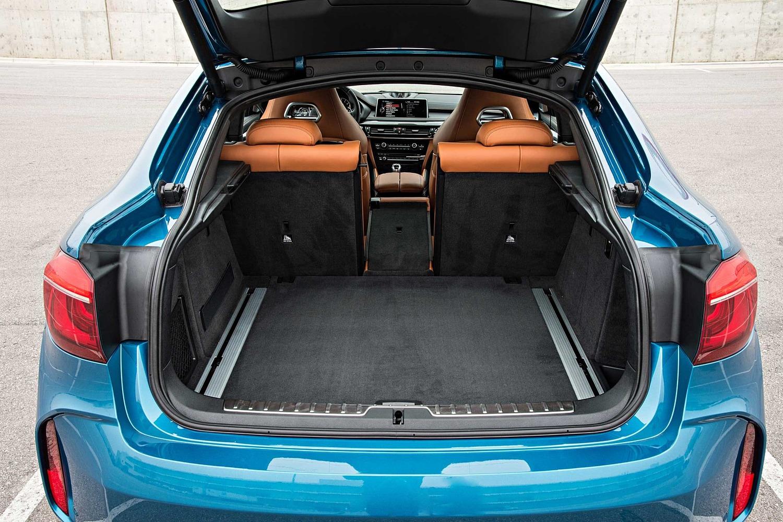 2017 BMW X6 M 4dr SUV Interior