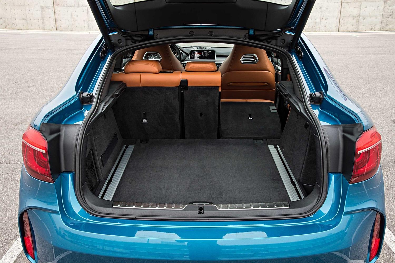 Bmw X6 M 4dr Suv Interior 2017 Model Year Shown